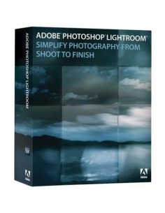 Adobe CLP-C Lightroom Englanti Adobe 65165200AA03A12 - 1
