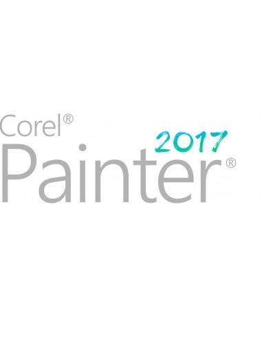 Corel Painter 2017 Upgrade License (251+) Saksa, Englanti, Ranska Corel LCPTR2017MUGPCM4 - 1