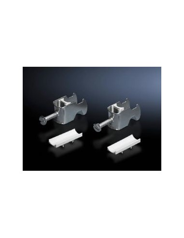 Rittal DK 7077.000 cable clamp Silver 25 pc(s) Rittal 7077000 - 1
