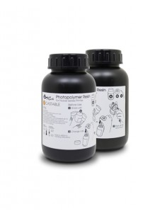 XYZprinting XYZRUCS1XGB00B 3D printing material Resin Blue 500 g  RUCS1XGB00B - 1