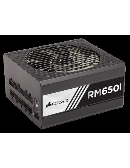 Corsair RM650i virtalähdeyksikkö 650 W 20+4 pin ATX Musta Corsair CP-9020081-EU - 5