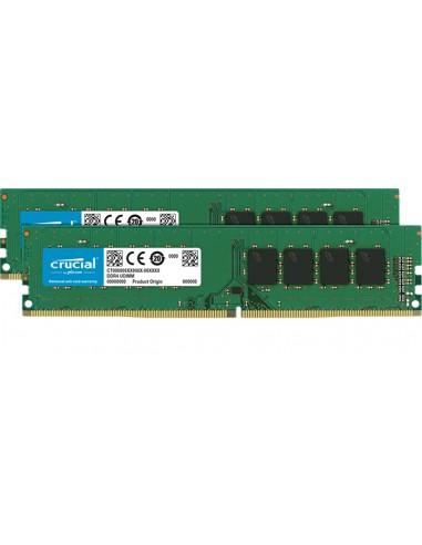 Crucial CT2K8G4DFS832A muistimoduuli 16 GB 2 x 8 DDR4 3200 MHz Crucial Technology CT2K8G4DFS832A - 1