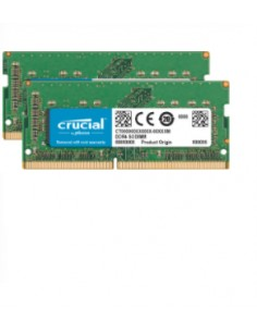 Crucial 16GB DDR4-2400 muistimoduuli 2400 MHz Crucial Technology CT2K8G4S24AM - 1