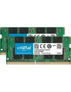 Crucial CT2K8G4SFRA266 muistimoduuli 16 GB 2 x 8 DDR4 2666 MHz Crucial Technology CT2K8G4SFRA266 - 1