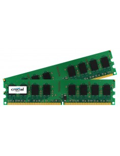 Crucial 4GB DDR2 muistimoduuli 800 MHz Crucial Technology CT2KIT25664AA800 - 1