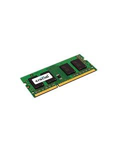 Crucial 4GB kit (2GBx2) muistimoduuli 2 x GB DDR3 1600 MHz Crucial Technology CT2KIT25664BF160B - 1