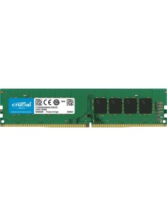 Crucial 32GB DDR4 2666MT/s PC4-21300 CL19 DRx8 muistimoduuli Crucial Technology CT32G4DFD8266 - 1
