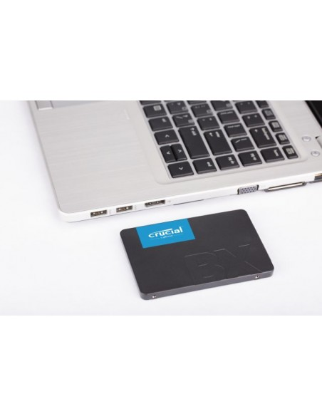 "Crucial BX500 2.5"" 480 GB Serial ATA III Crucial Technology CT480BX500SSD1 - 4"