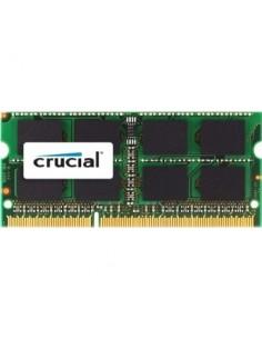 Crucial 4GB DDR3-1600 muistimoduuli 1 x 4 GB 1600 MHz Crucial Technology CT4G3S160BM - 1