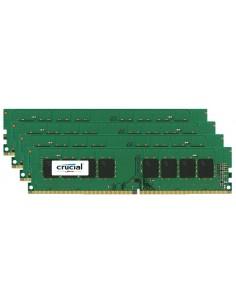 Crucial 32GB DDR4-2133 muistimoduuli 4 x 8 GB 2133 MHz Crucial Technology CT4K8G4DFS8213 - 1