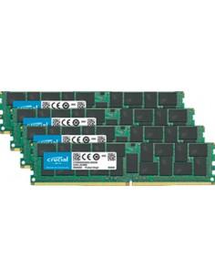 Crucial 128GB (4 x 32GB) DDR4-2666 LRDIMM muistimoduuli 2666 MHz ECC Crucial Technology CT4K32G4LFD4266 - 1