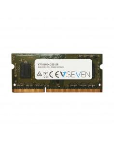V7 V7106004GBS-SR muistimoduuli 4 GB 1 x DDR3 1333 MHz V7 Ingram Micro V7106004GBS-SR - 1