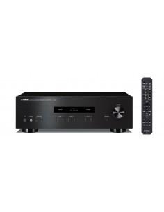 Yamaha A-S201 äänenvahvistin 2.0 kanavaa Koti Musta Yamaha AAS201BL - 1