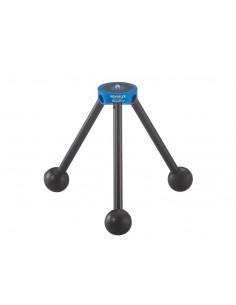 Novoflex BasicPod Mini kolmijalka Digitaalinen ja elokuva-kamerat 3 jalkoja Musta, Sininen Novoflex BP - 1