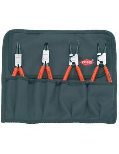 Knipex 00 19 56 tekninen työkalusetti 4 työkalua Knipex 00 19 56 - 1