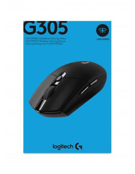 Logitech G305 hiiri Langaton RF Optinen 12000 DPI Oikeakätinen Logitech 910-005282 - 8
