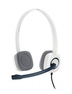 Logitech H150 Kuulokkeet Pääpanta Valkoinen Logitech 981-000350 - 1