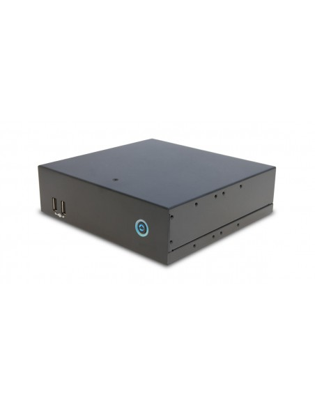Aopen DE6200 digitaalinen mediasoitin 128 GB 4K Ultra HD 3840 x 2160 pikseliä Musta Aopen 91.DEJ00.E0B0 - 4