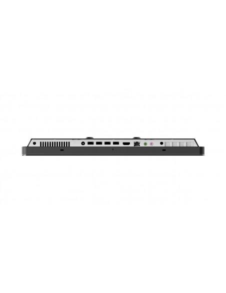 """Aopen WT15M-FB 39.6 cm (15.6"""") 1920 x 1080 pikseliä Kosketusnäyttö 1.83 GHz N2930 All-in-one Musta Aopen 91.WT300.5B20 - 3"""