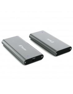Fantec NVMe31 M.2 SSD-kotelo Harmaa Fantec 2182 - 1