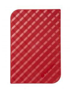 Verbatim Store 'n' Go ulkoinen kovalevy 1000 GB Punainen Verbatim 53203 - 1