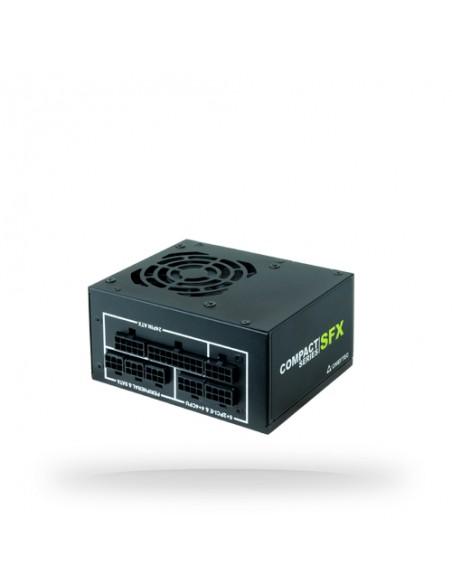 Chieftec CSN-650C virtalähdeyksikkö 650 W 20+4 pin ATX SFX Musta Chieftec CSN-650C - 1