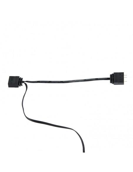 Chieftec Photon virtalähdeyksikkö 650 W 24-pin ATX PS/2 Musta Chieftec CTG-650C-RGB - 7