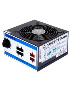 Chieftec CTG-750C virtalähdeyksikkö 750 W 24-pin ATX Musta Chieftec CTG-750C - 1