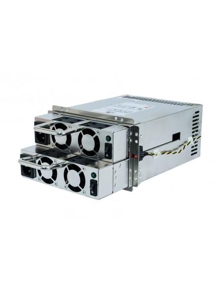 Chieftec MRW-5600G virtalähdeyksikkö 1200 W 24-pin ATX PS/2 Metallinen Chieftec MRW-5600G - 2