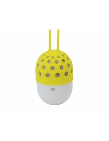 Conceptronic CSPKBTWPHLY kannettava kaiutin 3 W Valkoinen, Keltainen Conceptronic 120832807 - 1