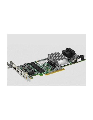 Supermicro AOC-S3108L-H8IR RAID controller PCI Express 12 Gbit/s Supermicro AOC-S3108L-H8IR - 1