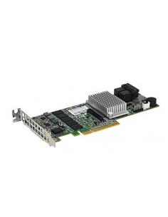 Supermicro AOC-S3108L-H8iR Intern Ethernet 12000 Mbit/s Supermicro AOC-S3108L-H8IR-16DD - 1