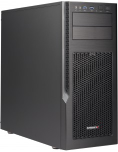 Supermicro SuperChassis GS5A-754K Midi Tower Musta, Harmaa 750 W Supermicro CSE-GS5A-754K - 1