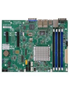 Supermicro A1SRM-2558F server/workstation motherboard BGA 1283 micro ATX Supermicro MBD-A1SRM-2558F-O - 1