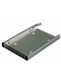 Supermicro Black FDD dummy tray Universaali Etupaneeli Supermicro MCP-220-83601-0B - 1