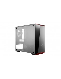 Cooler Master MasterBox Lite 3.1 Mini Tower Musta, Punainen, Valkoinen Cooler Master MCW-L3B3-KANN-01 - 1