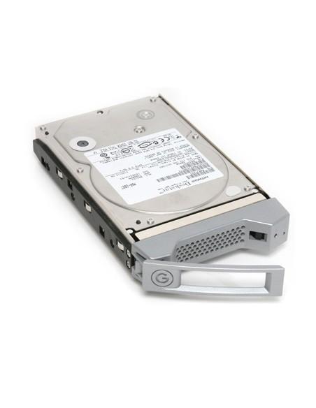 G-Technology G-SPEED eS levyjärjestelmä 12 TB Työpöytä Hopea G-technology 0G02056 - 5