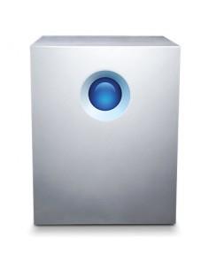 LaCie 5big Thunderbolt 2 levyjärjestelmä 10 TB Työpöytä Valkoinen Lacie STFC10000400 - 1
