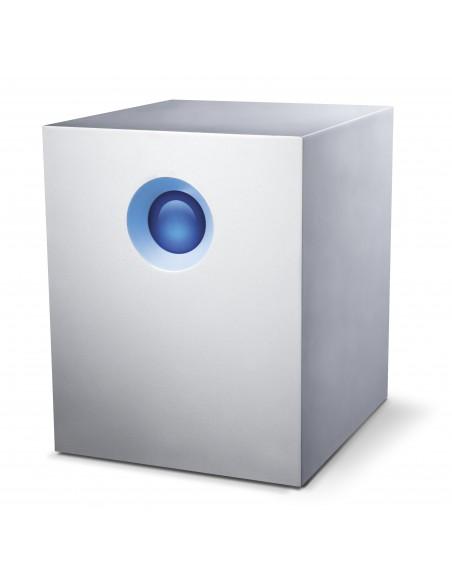 LaCie 5big Thunderbolt 2 levyjärjestelmä 20 TB Työpöytä Alumiini Lacie STFC20000400 - 6