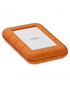 LaCie Rugged Secure ulkoinen kovalevy 2000 GB Oranssi, Valkoinen Lacie STFR2000403 - 1