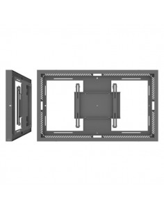 "SMS Smart Media Solutions 49L/P Casing Wall G1 DG 124.5 cm (49"") Grå Sms Smart Media Solutions 701-003-21 - 1"