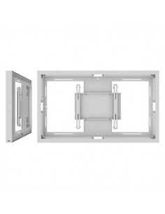 """SMS Smart Media Solutions 49L/P Casing Wall G1 WH 124.5 cm (49"""") Vit Sms Smart Media Solutions 701-003-41 - 1"""