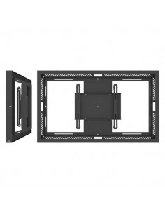 """SMS Smart Media Solutions 55L/P Casing Wall G1 BL 139.7 cm (55"""") Black Sms Smart Media Solutions 701-004-11 - 1"""