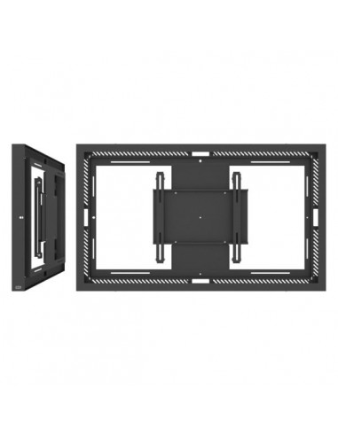 """SMS Smart Media Solutions 55L/P Casing Wall G1 BL 139.7 cm (55"""") Svart Sms Smart Media Solutions 701-004-11 - 1"""