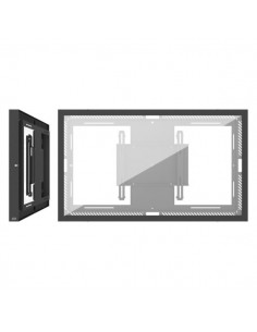 """SMS Smart Media Solutions 55L/P Casing Wall G2 BL 139.7 cm (55"""") Svart Sms Smart Media Solutions 701-004-12 - 1"""