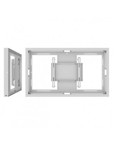 """SMS Smart Media Solutions 55L/P Casing Wall G1 WH 139.7 cm (55"""") Valkoinen Sms Smart Media Solutions 701-004-41 - 1"""