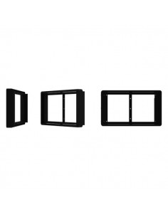 """SMS Smart Media Solutions 706-002-1 signage display mount 139.7 cm (55"""") Black Sms Smart Media Solutions 706-002-1 - 1"""