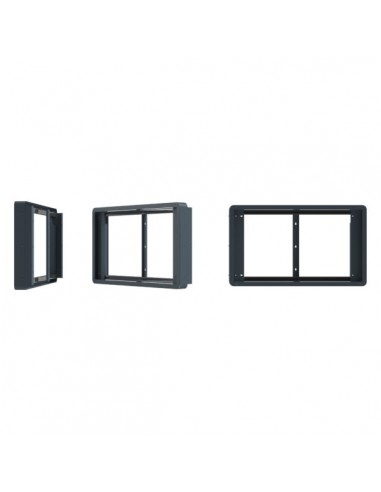 """SMS Smart Media Solutions 706-002-2 signage display mount 139.7 cm (55"""") Grey Sms Smart Media Solutions 706-002-2 - 1"""