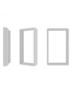"""SMS Smart Media Solutions 706-003-4 signage display mount 116.8 cm (46"""") White Sms Smart Media Solutions 706-003-4 - 1"""