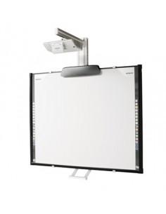 SMS Smart Media Solutions AE025005 projektorin kiinnike Seinä Alumiini, Valkoinen Sms Smart Media Solutions AE025005 - 1